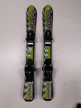 Dětské lyže ELAN CHAMP
