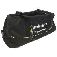 ELAN sportovní taška ALWAYS BLACK/GREEN