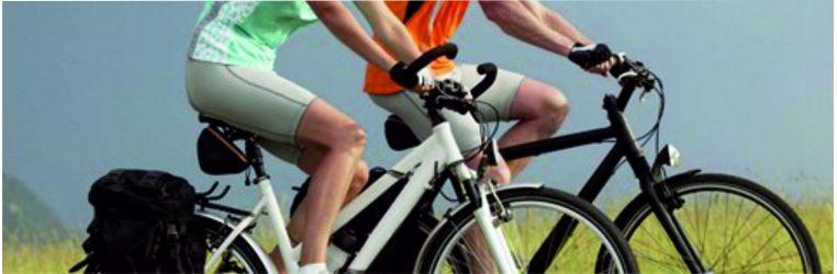 Doplňky a příslušenství pro cyklistiku - sedla, batohy, brašny, láhve, pumpy a další.