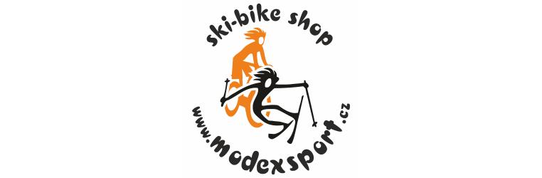 Prodej běžek a doplňků pro běžecké lyžování.