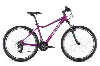 """Jízdní kolo Dema TIGRA 3.0 violet-white 16"""""""