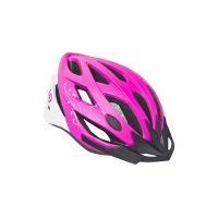 KELLYS Přilba DIVA pink-white M/L matt