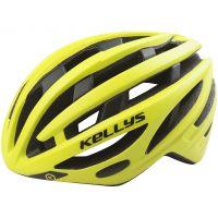 KELLYS Přilba SPURT neon yellow S/M