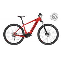 KELLYS Tygon 10 Red XL 29""