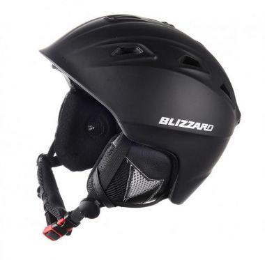 Lyžařská helma BLIZZARD Demon, černá 18/19
