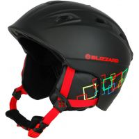 Lyžařská helma BLIZZARD Demon junior, černá