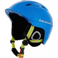 Lyžařská helma BLIZZARD Demon junior, modrá