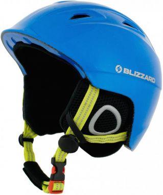 Lyžařská helma BLIZZARD Demon junior, modrá 18/19