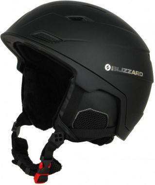 Lyžařská helma BLIZZARD Double, black matt