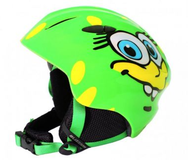 Lyžařská helma BLIZZARD Magnum junior, zelená 18/19