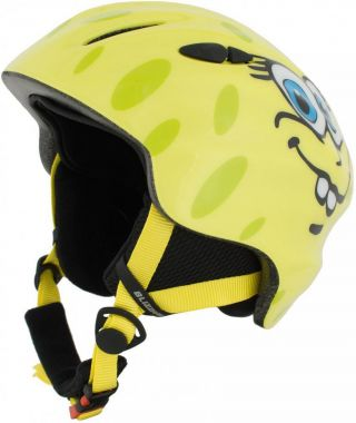 Lyžařská helma BLIZZARD Magnum junior, žlutá 18/19