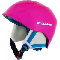 Lyžařská helma BLIZZARD Signal junior, růžová 18/19