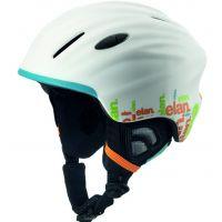 Lyžařská helma ELAN TEAM WHITE 18/19