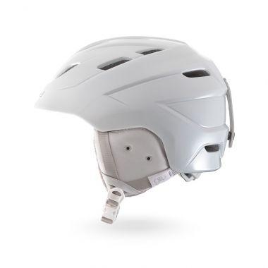 Lyžařská helma GIRO Decade White 18/19