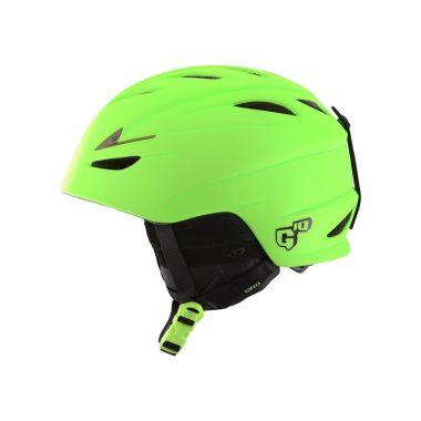Lyžařská helma GIRO G10 Mat Hi Yellow 18/19