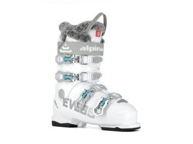 Lyžařská obuv ALPINA EVE 65 19 - white  2020/2021