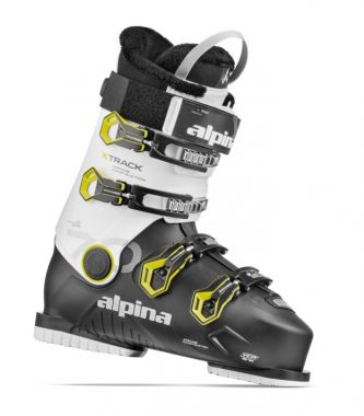 Lyžařská obuv ALPINA XTRACK 70 18  black/white  2020/2021