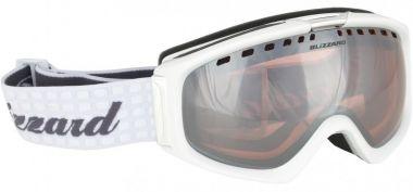 Lyžařské brýle BLIZARD 933 MDAVZS, white shiny, rosa2, silver mirror
