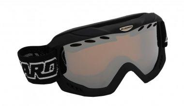 Lyžařské brýle BLIZZARD 911 MDAVZ, black matt, amber2, silver mirror