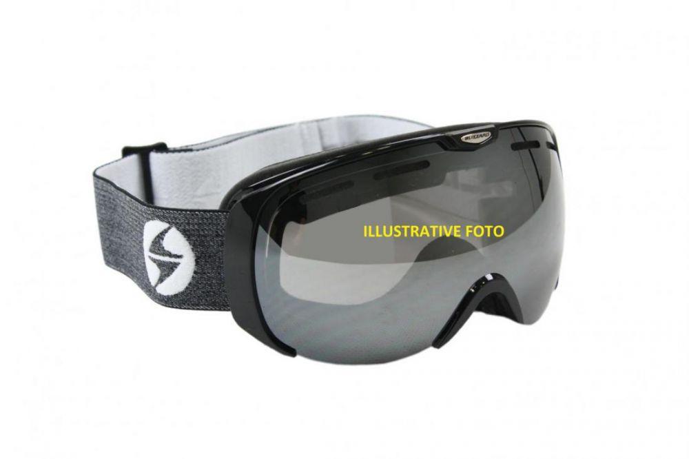 df6aef232 Lyžařské brýle BLIZZARD 921 MDAVZSO, black matt, amber2, silver mirror