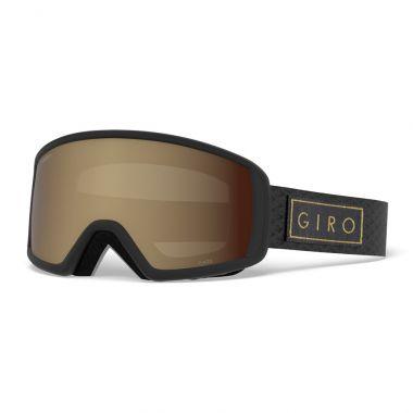 Lyžařské brýle GIRO Gaze Black Gold Bar AR40