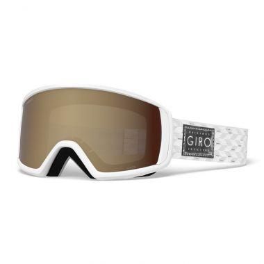 Lyžařské brýle GIRO Gaze White/Silver Shimmer AR40