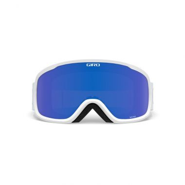Lyžařské brýle GIRO Moxie White Grey Cobalt/Yellow (2Skla)