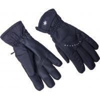 Lyžařské rukavice BLIZZARD Viva Davos, černá