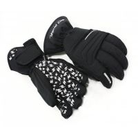 Lyžařské rukavice BLIZZARD World Cup, černá