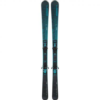 Sjezdové lyže ELAN ELEMENT BLACK BLUE LS  20/21