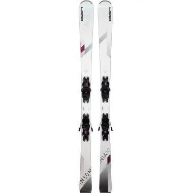 Sjezdové lyže ELAN INSOMNIA 10 WHITE LS  20/21