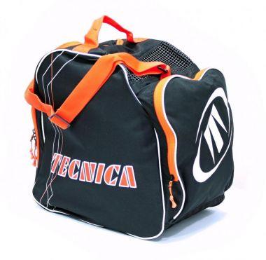 Taška na boty TECNICA Premium, černá/oranžová